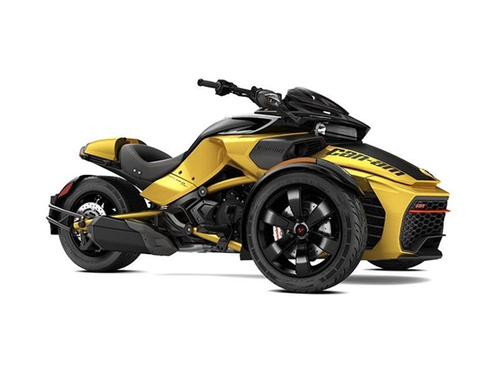 2017 Can-Am Spyder® F3-S Daytona 500 6-Speed Manual Photo 1 of 1