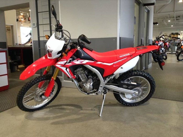 2018 Honda CRF250L Photo 3 of 4