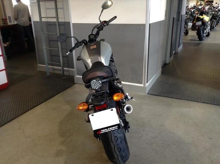 2018 Yamaha XSR700 Photo 4 of 5