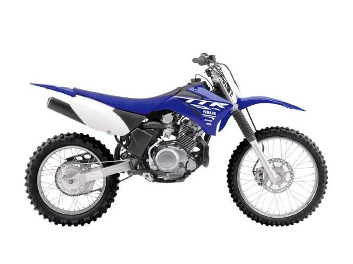 2018 Yamaha TT-R125LE Photo 1 of 1