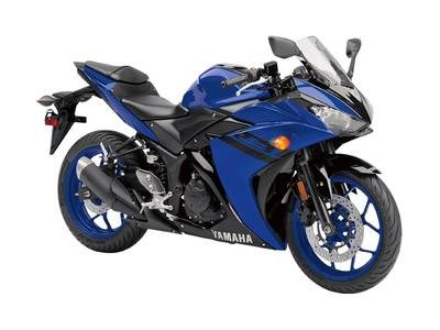2018 Yamaha YZF-R3 ABS Photo 1 of 1