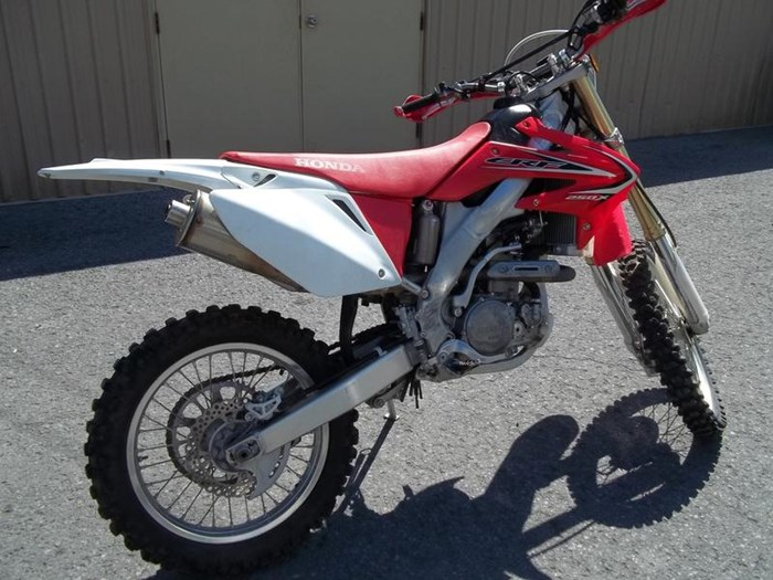 Honda Crf250x 2016 Occasion Moto A Vendre Au Cornwall Ontario Motorcycledealers Ca