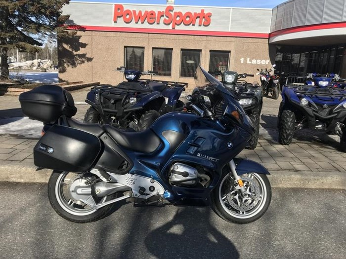 Bmw R 1150 Rt 2004 Used Motorcycle For Sale In Ottawa Ontario