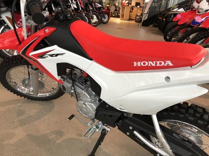 2018 Honda CRF110F Photo 7 of 7