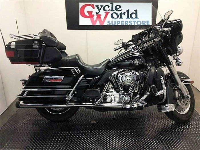 2008 Harley-Davidson Ultra Classic® Electra Glide® Photo 1 of 24