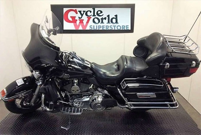 2008 Harley-Davidson Ultra Classic® Electra Glide® Photo 5 of 24