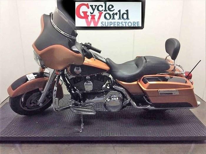 2008 Harley-Davidson FLHX - Street Glide® Photo 2 of 20