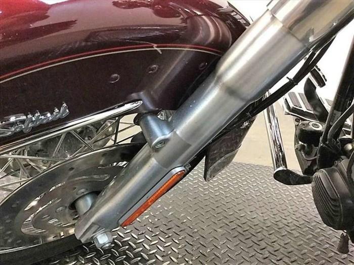 2008 Harley-Davidson FLSTC - Heritage Softail® Classic Photo 9 of 14