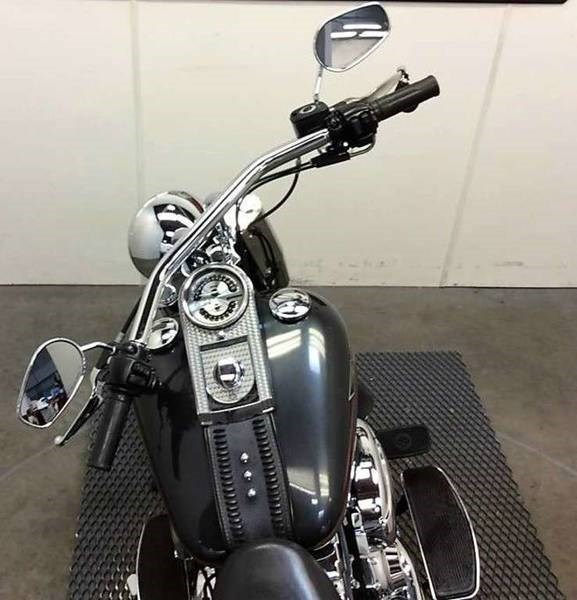 2008 Harley-Davidson FLSTF - Fat Boy® Photo 6 of 23