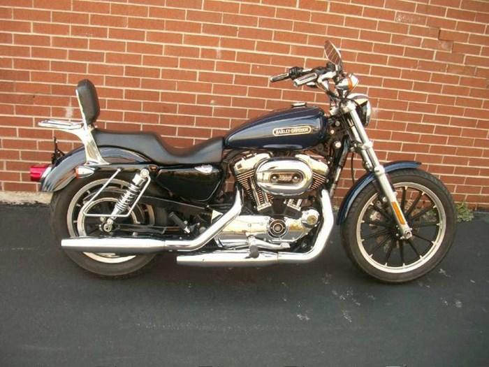 2009 Harley-Davidson Sportster® 1200 Low Photo 1 of 22