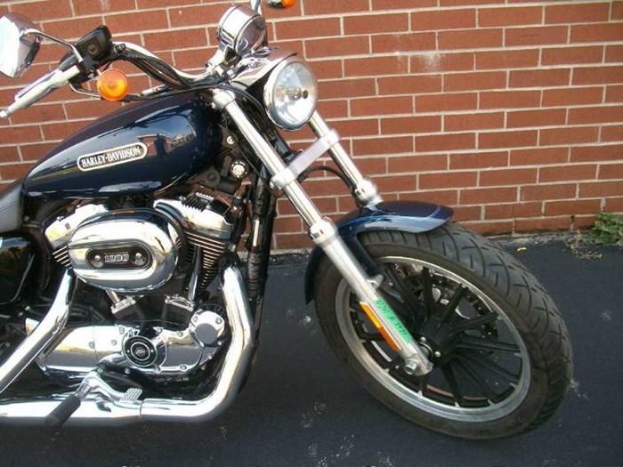 2009 Harley-Davidson Sportster® 1200 Low Photo 3 of 22
