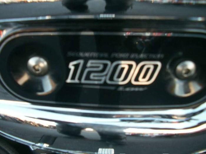 2009 Harley-Davidson Sportster® 1200 Low Photo 7 of 22