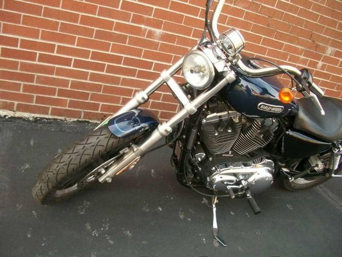 2009 Harley-Davidson Sportster® 1200 Low Photo 15 of 22