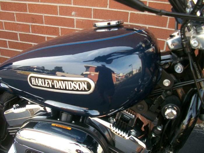 2009 Harley-Davidson Sportster® 1200 Low Photo 4 of 22