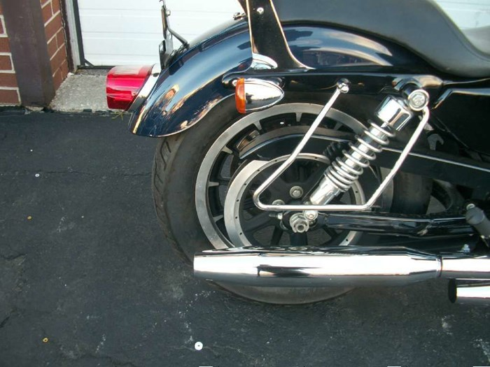 2009 Harley-Davidson Sportster® 1200 Low Photo 6 of 22