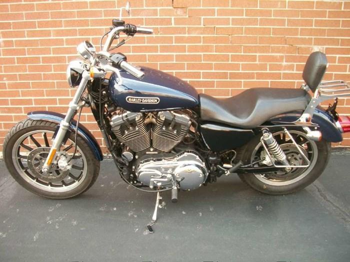 2009 Harley-Davidson Sportster® 1200 Low Photo 14 of 22