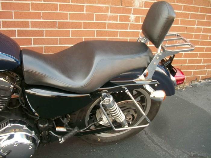 2009 Harley-Davidson Sportster® 1200 Low Photo 18 of 22