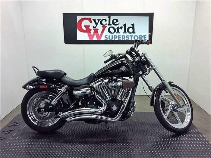 2011 Harley-Davidson FXDWG - Wide Glide® Photo 1 of 11