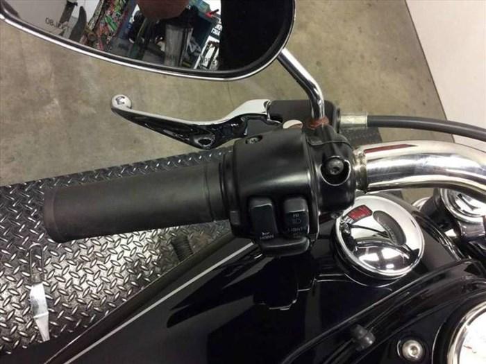2011 Harley-Davidson FXDWG - Wide Glide® Photo 10 of 11