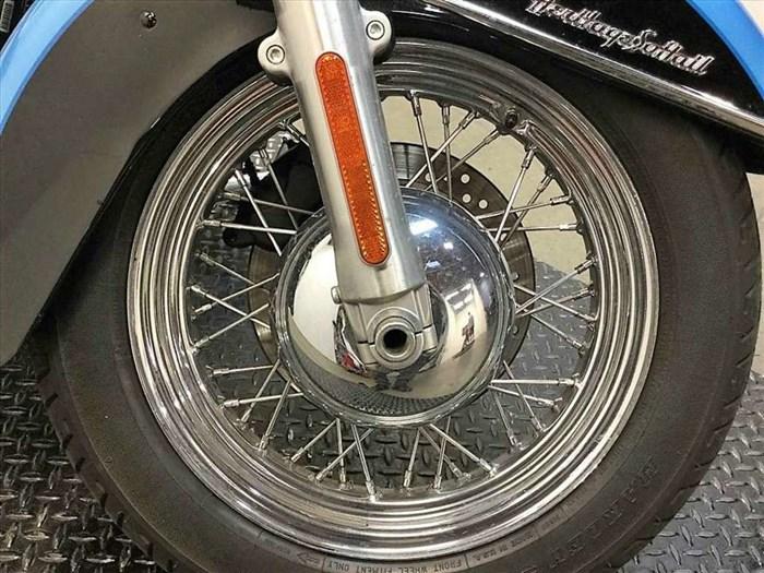 2011 Harley-Davidson FLSTC - Heritage Softail® Classic Photo 9 of 12