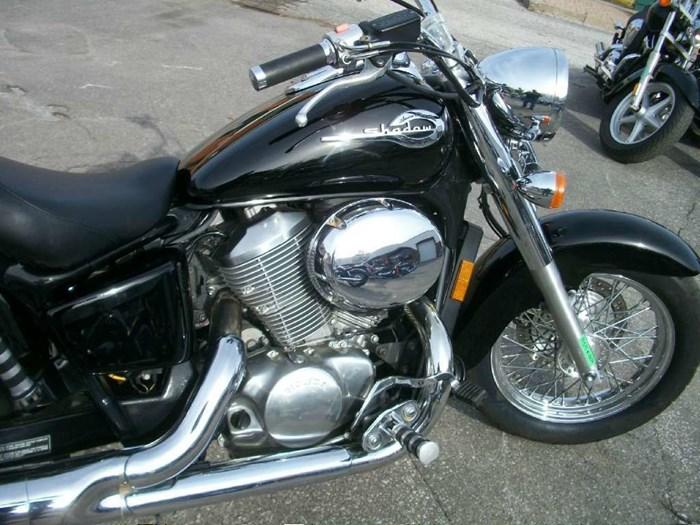 2000 Honda Shadow Ace 750 Photo 9 of 13