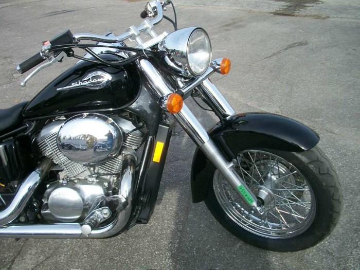 2000 Honda Shadow Ace 750 Photo 11 of 13