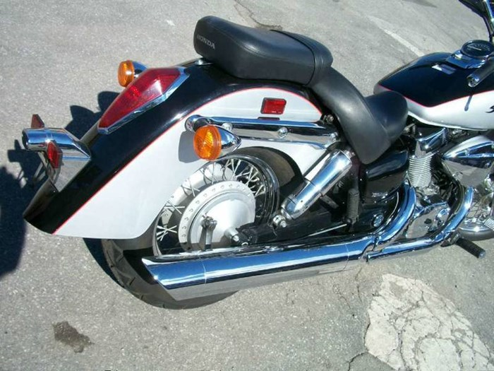 2004 Honda Shadow Aero (VT750) Photo 3 of 6