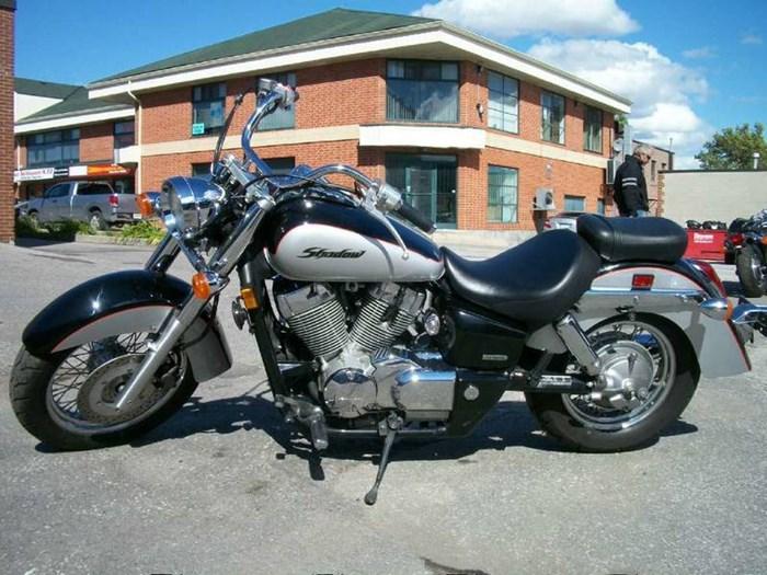 2004 Honda Shadow Aero (VT750) Photo 5 of 6