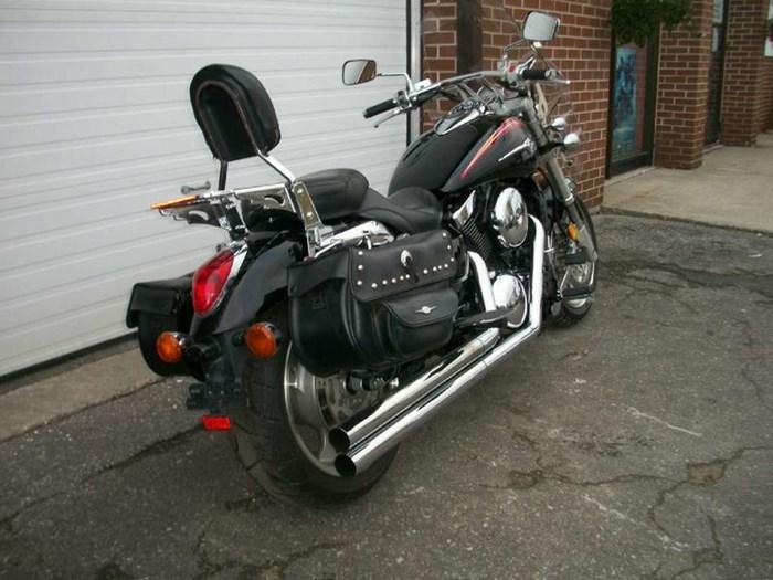 2003 Kawasaki Vulcan 1500 Mean Streak™ Photo 2 of 9
