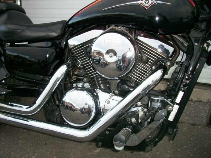 2003 Kawasaki Vulcan 1500 Mean Streak™ Photo 3 of 9