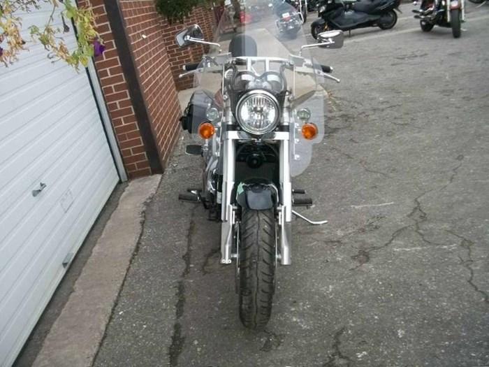 2003 Kawasaki Vulcan 1500 Mean Streak™ Photo 9 of 9