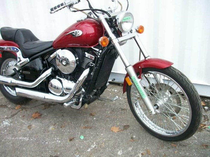 2004 Kawasaki Vulcan® 800 Photo 2 of 8