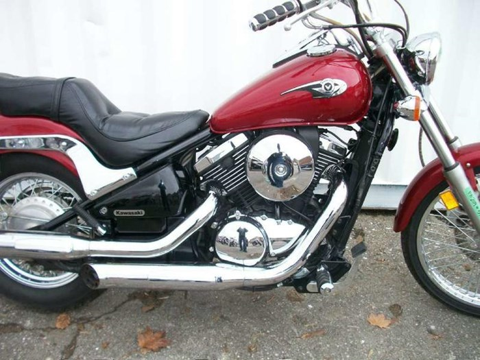 2004 Kawasaki Vulcan® 800 Photo 3 of 8