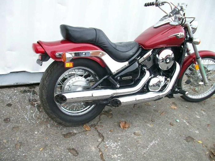 2004 Kawasaki Vulcan® 800 Photo 4 of 8