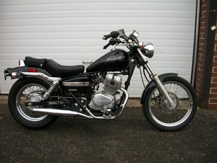 2007 Honda Rebel® Photo 1 of 1