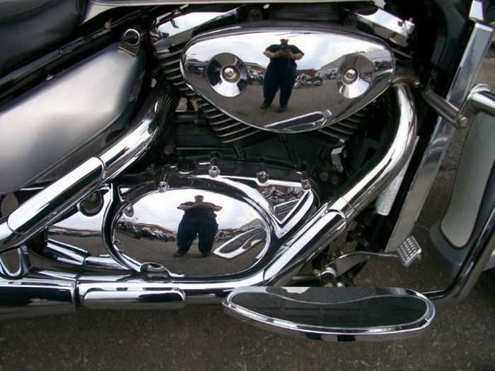 suzuki intruder volusia 800 vl800 2004 used motorcycle. Black Bedroom Furniture Sets. Home Design Ideas