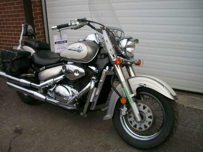 Motorcycle Dealers Toronto >> Suzuki Intruder® Volusia 800 (VL800) 2004 Used Motorcycle for Sale in Toronto, Ontario ...