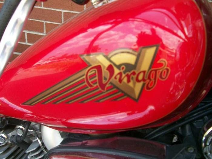 1997 Yamaha XV1100 Virago Photo 8 of 22