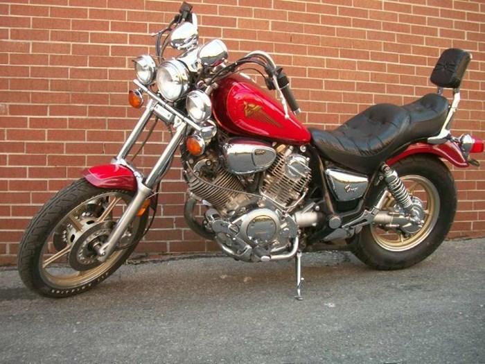 1997 Yamaha XV1100 Virago Photo 12 of 22