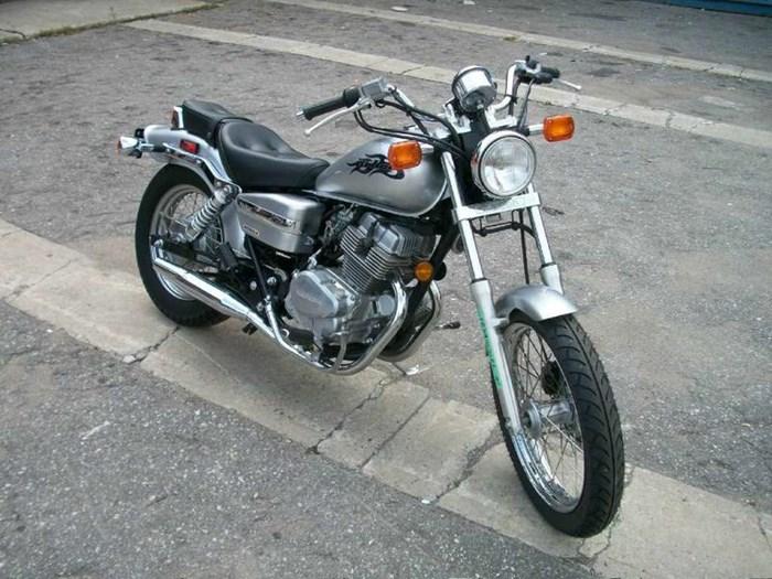 2008 Honda CMX250C Rebel Photo 1 of 11