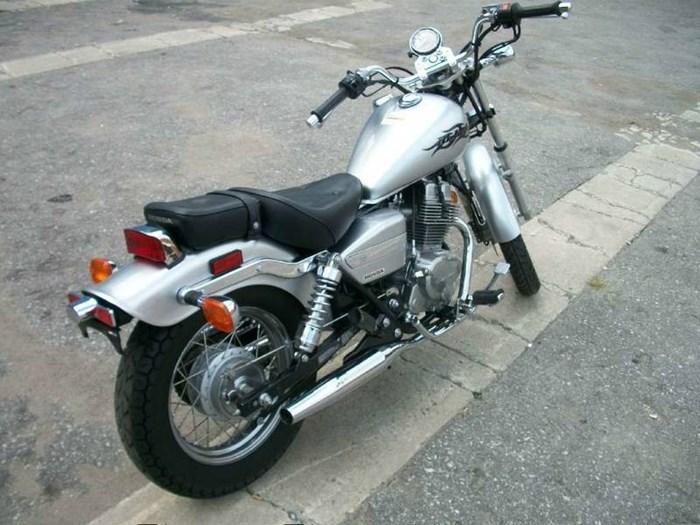 2008 Honda CMX250C Rebel Photo 4 of 11