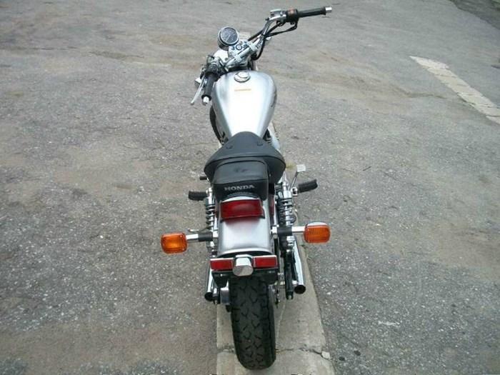 2008 Honda CMX250C Rebel Photo 5 of 11