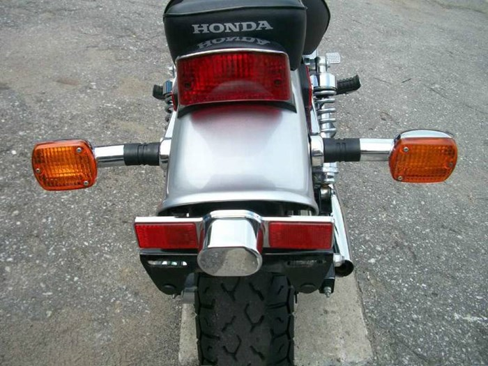 2008 Honda CMX250C Rebel Photo 6 of 11