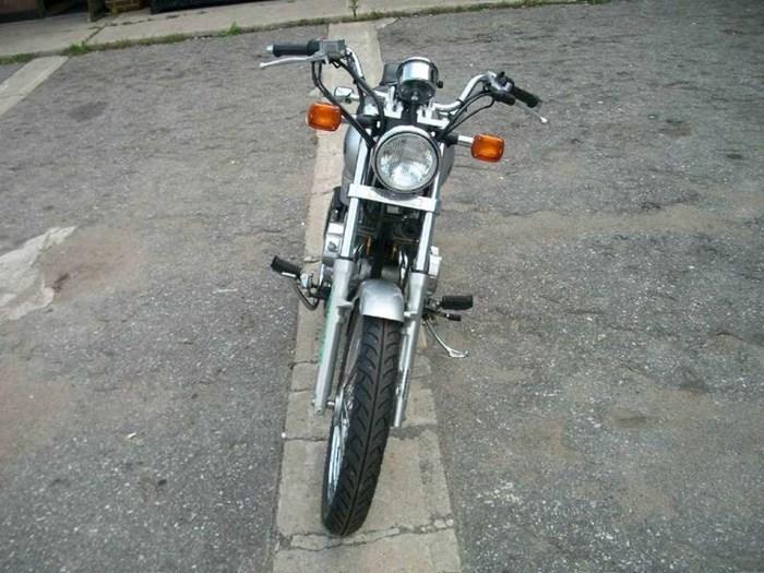 2008 Honda CMX250C Rebel Photo 9 of 11