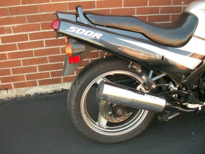 2002 Kawasaki Ninja 500R Photo 13 of 30