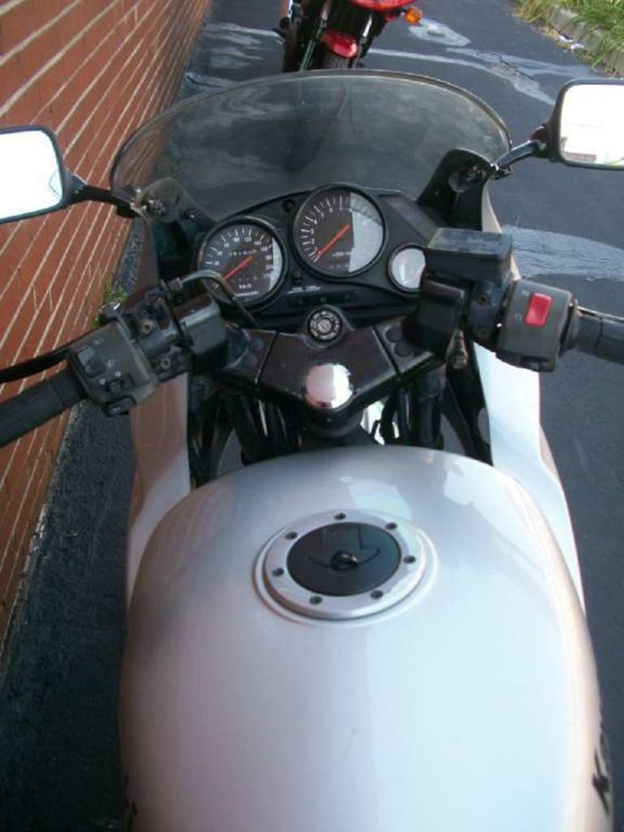 2002 Kawasaki Ninja 500R Photo 16 of 30