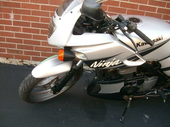 2002 Kawasaki Ninja 500R Photo 19 of 30