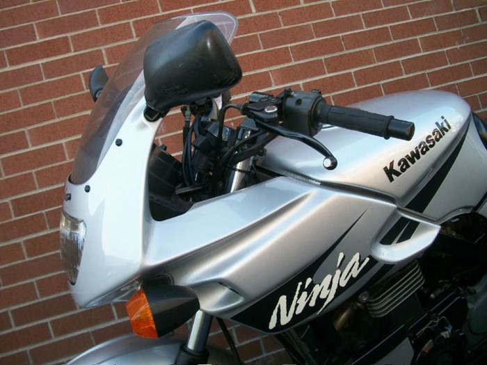 2002 Kawasaki Ninja 500R Photo 20 of 30