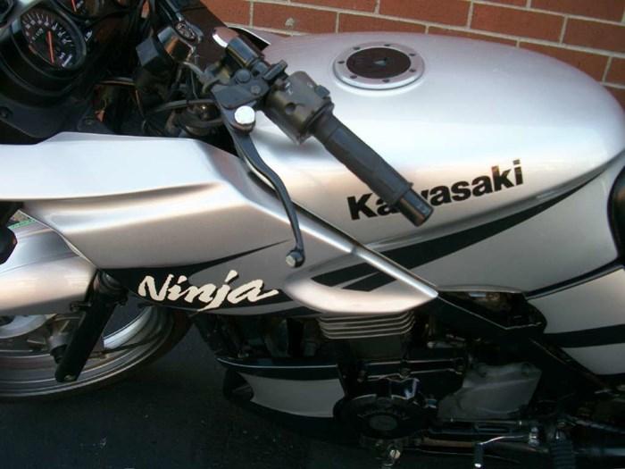2002 Kawasaki Ninja 500R Photo 21 of 30