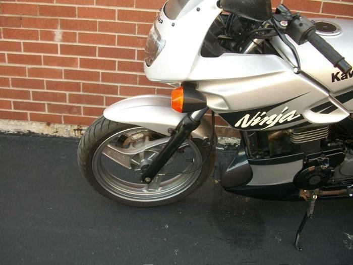 2002 Kawasaki Ninja 500R Photo 22 of 30